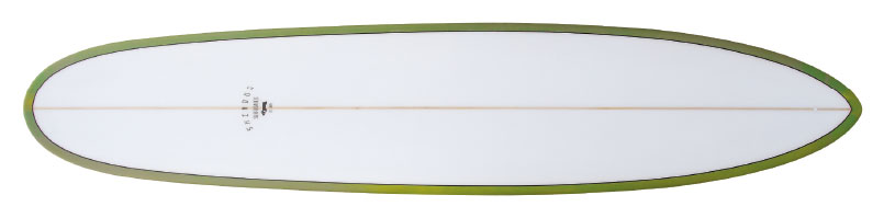 skindog surfboards // the quill