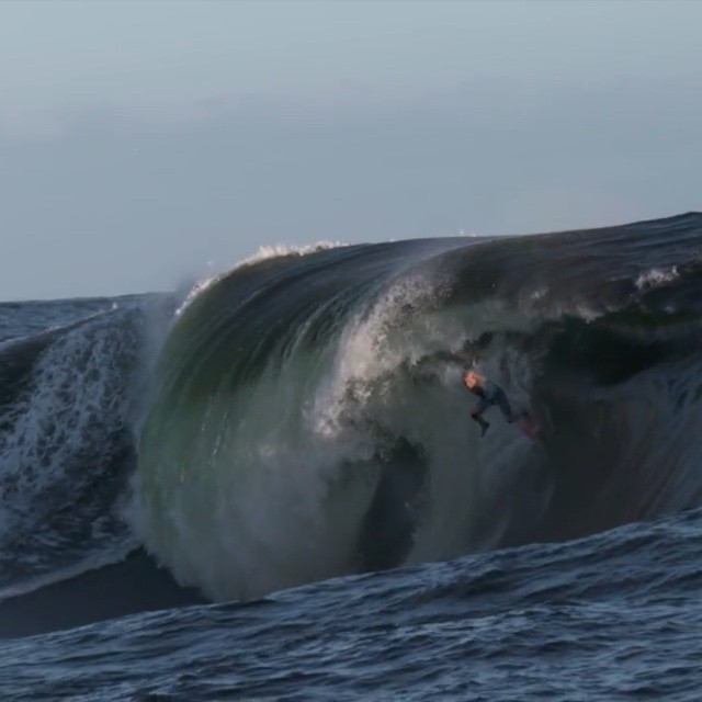 Russell Bierke has dropped our favourite clip of the week. It's called Ghost and its playing on carvemag.com right now.