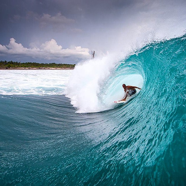 Kelly. Maccas.  Pic: surfphoto.co