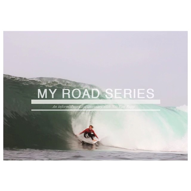 @nicvonrupp new series now playing on carvemag.com