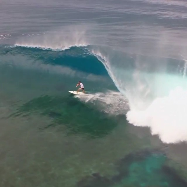 Pipe was pretty sick for the @volcom Pipe Pro yesterday. See the highlight reel on carvemag.com