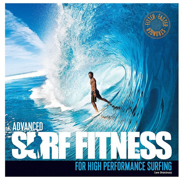 Summer is on it's way! Get fit with Advanced Surf Fitness book. Hit carvemag.com Amazon or good bookshops In Uk. USA or Aus.