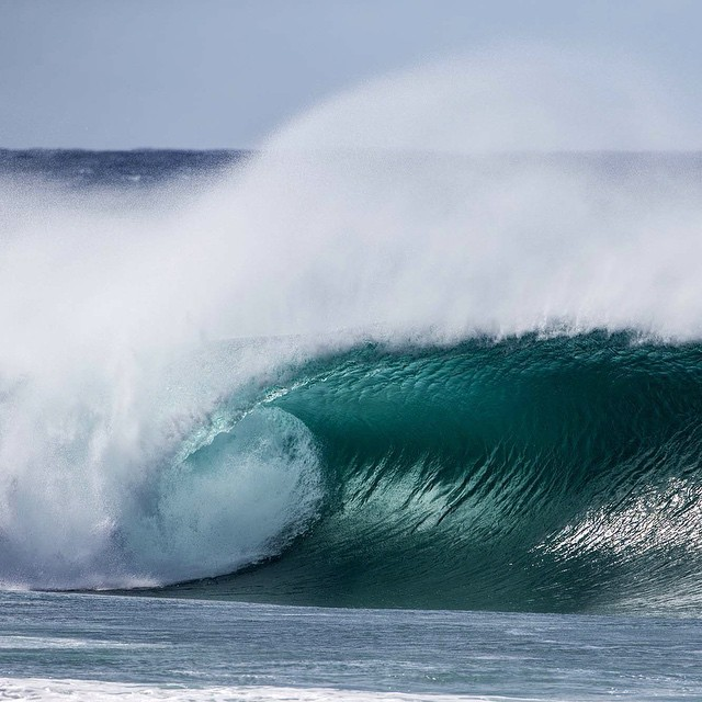 Dreaming of this? Volcom Pipe Pro starts tomorrow!