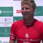 Burrow Off to A Flying Start on Day One of the Four Seasons Maldives Surfing Champions Trophy