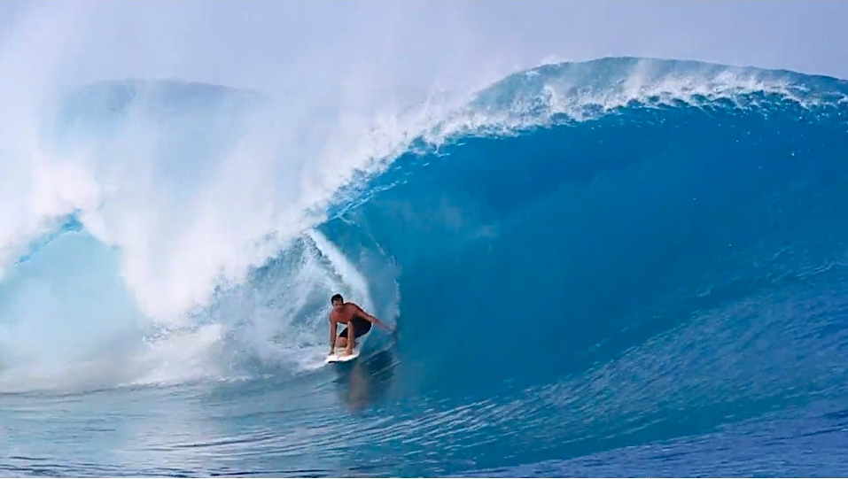 The Ding – Dean Morrison goes to Indo…