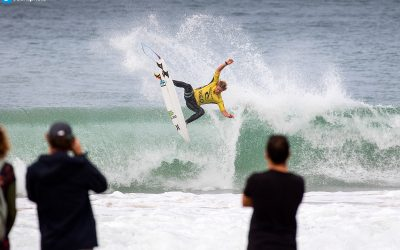 Top Seeds Fall in Round 1 of Meo Rip Curl Pro Portugal