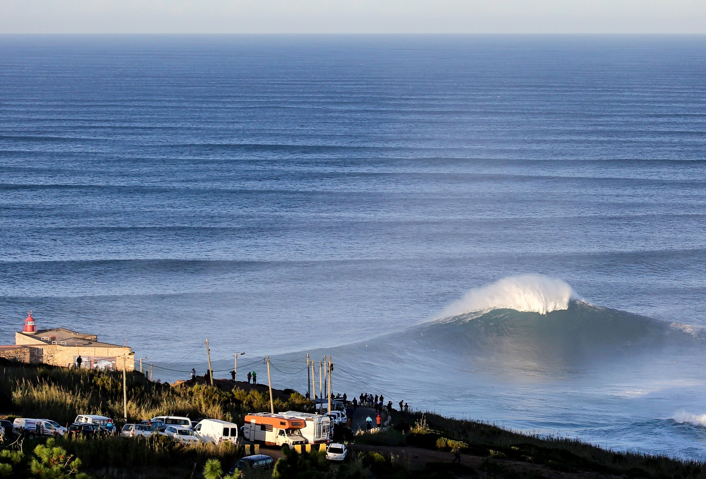 Nazaré Big Wave Event Green Lit For This Week