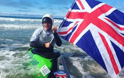Great weekend for British surfing!