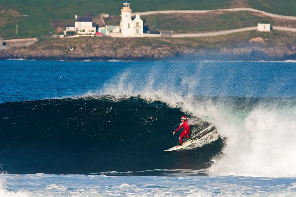 Should You Surf On Christmas Day?