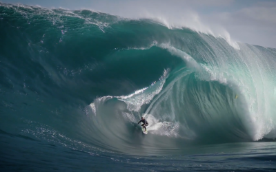 The Big Wave Project (Official Trailer )