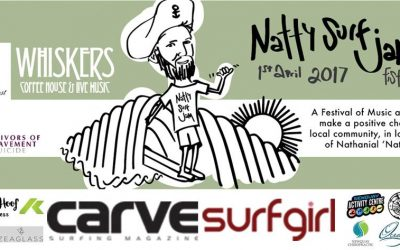 Natty Surf Jam to raise awareness and support for young adults struggling with mental health related illnesses