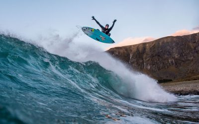 Chasing the Shot: Mick Fanning's Northern Lights