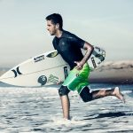 Hurley team to rock new compression and board short technology on the WSL