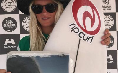 15 year old Ellie Turner finishes second in WSL Pro Junior