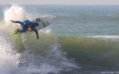 Korev Lager continues partnership with UK-wide surf tour