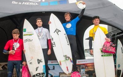 English champions crowned at Perranporth