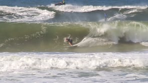 One minute of mad Burleigh barrels
