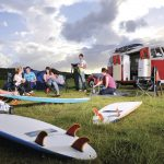 SURFER'S PARADISE, CROYDE, OPENS THIS WEEK