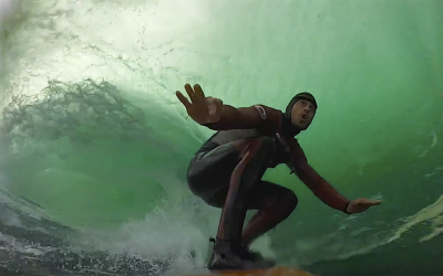 Tom Butler's Surf Therapy