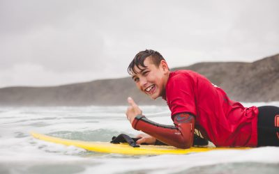 England's first ever Adaptive Surfing Open