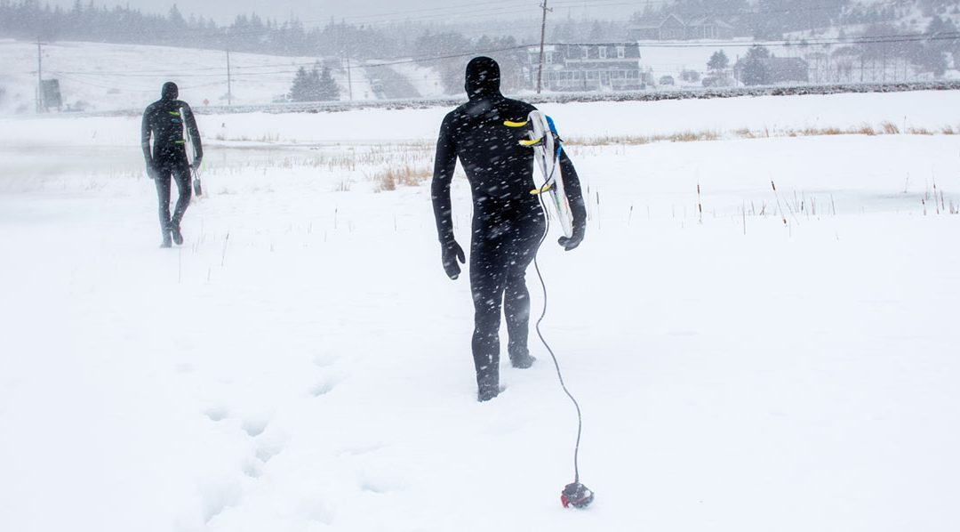 Winter Wetsuit Guide 2017