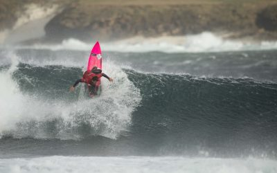 Dillon and Campbell take titles at Thurso Surf Fest