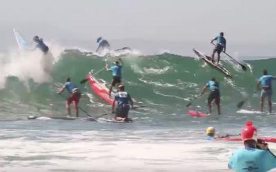 Stand-up paddleboarding: Sport federations fight over stand-up egg beaters…
