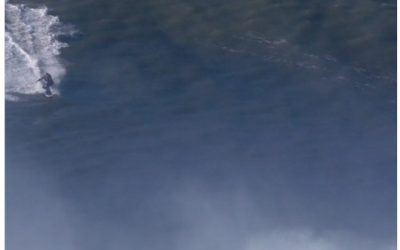Cotty hurt in horrendous Nazare wipeout