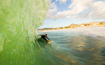 Vans Couch Surfing: South Africa