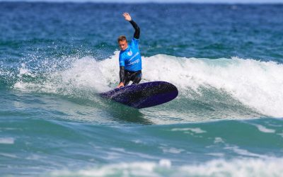 Jack Unsworth qualifies for WSL Longboard tour