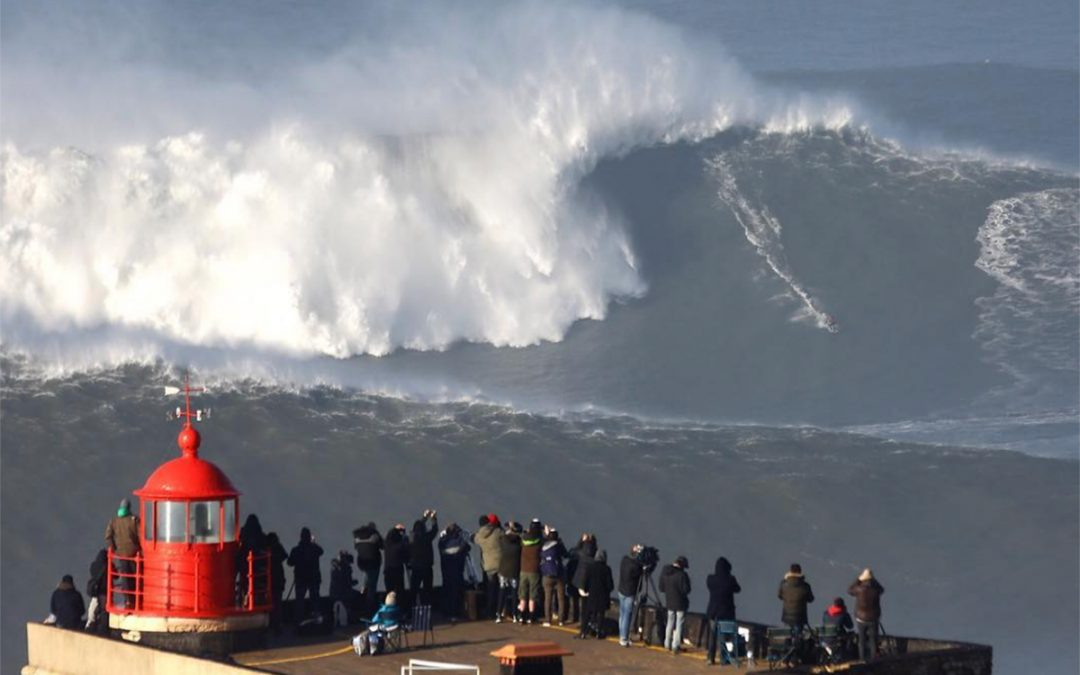 WAS THIS THE BIGGEST NAZARÉ EVER?