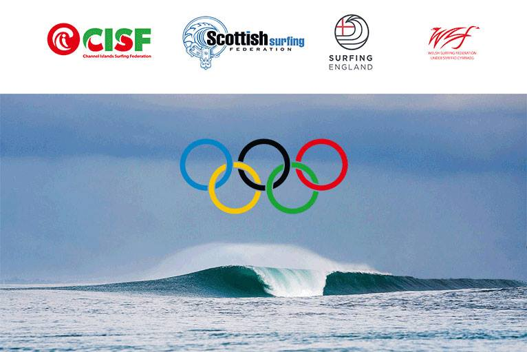 British Home Nations Olympic Surf Statement