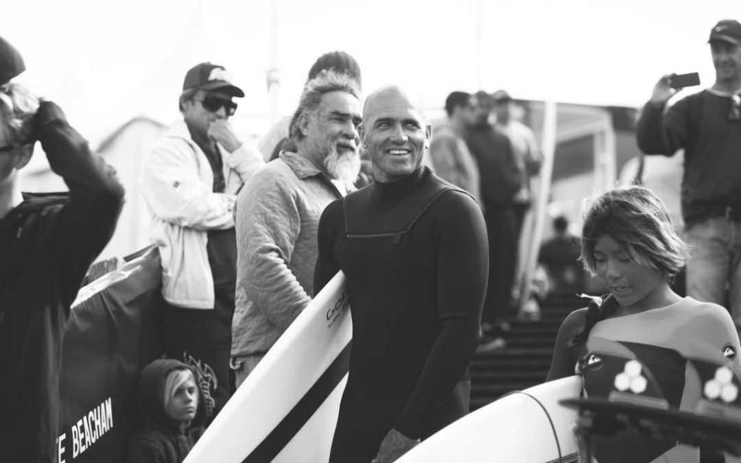 Kelly Slater withdraws from the Rip Curl Pro