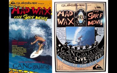 Quiksilver release Mad Wax