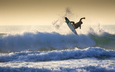 Alan Stokes new 'Infinity Flow Surf Clinic'