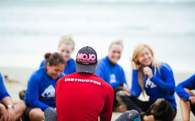 Become a Surf Instructor in 2019