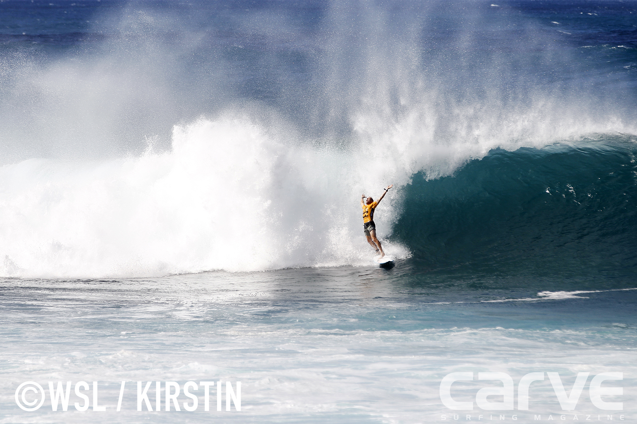 "IMAGE CAPTION (Wednesday December 16, 2015): Mick Fanning of Australia (pictured) winning his Round 4 heat to advance directly to the Quarter Finals and remain in contention for a fourth WSL World Title at the Billabong Pipe Masters. IMAGE CREDIT: WSL / Kirstin PHOTOGRAPHER: Kirstin Scholtz SOCIAL MEDIA TAG: @wsl @kirstinscholtz The images attached or accessed by link within this email (""Images"") are hand-out images from the Association of Surfing Professionals LLC (""World Surf League""). All Images are royalty-free but for editorial use only. No commercial or other rights are granted to the Images in any way. The Images are provided on an ""as is"" basis and no warranty is provided for use of a particular purpose. Rights to an individual within an Image are not provided. Copyright to the Images is owned by World Surf League. Sale or license of the Images is prohibited. ALL RIGHTS RESERVED."