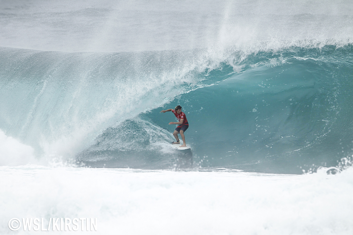 ddc31c2845 17-Year Old Jack Robinson Takes Pipe Trials... - Carvemag.com