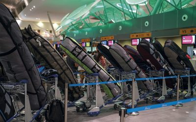 2017 Surfer's Airline Baggage Fees Guide