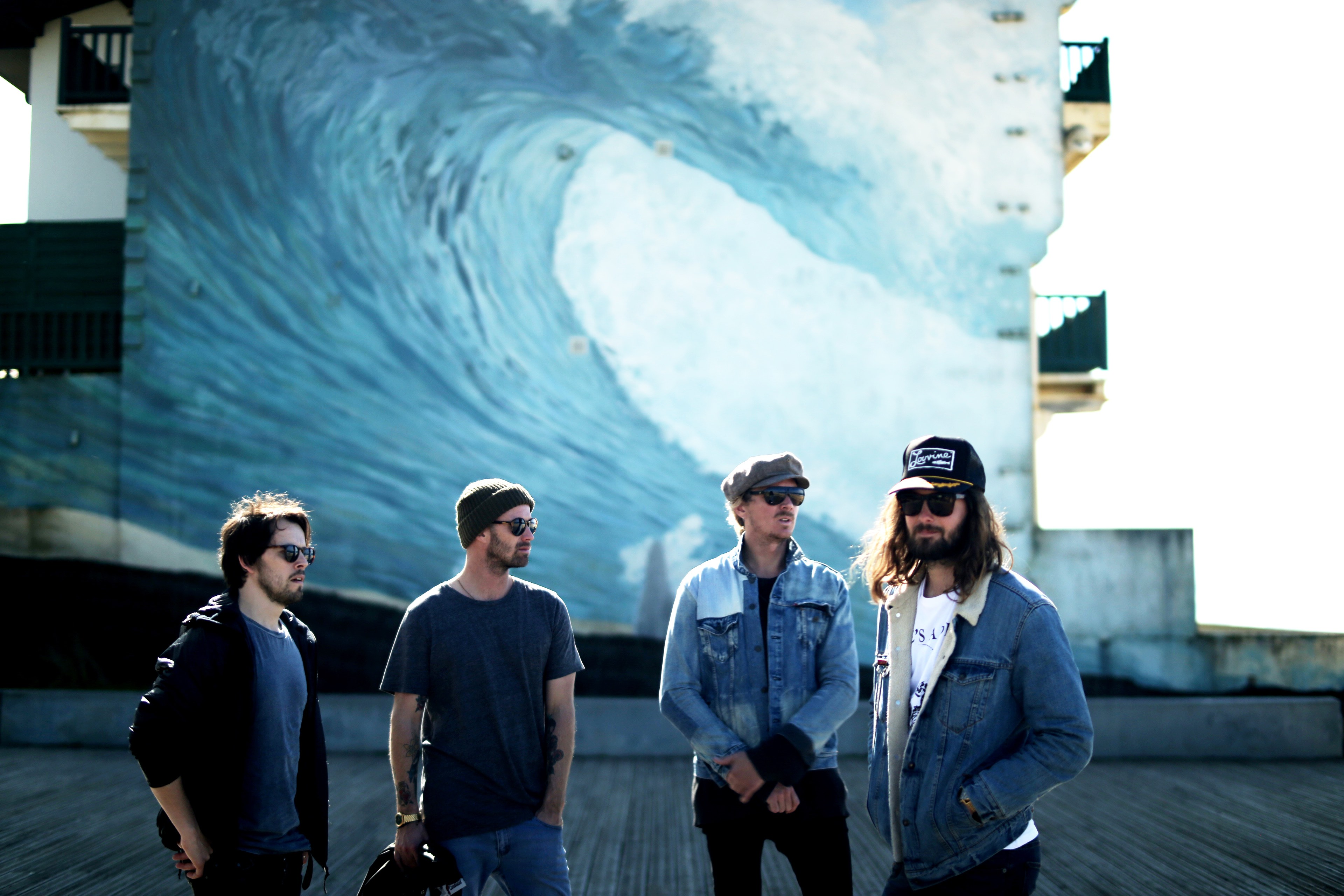 Surf Music in Paradise – Watch Sunset Sons in Bali - Carve Magazine (satire) (press release) (subscription) (blog) 4