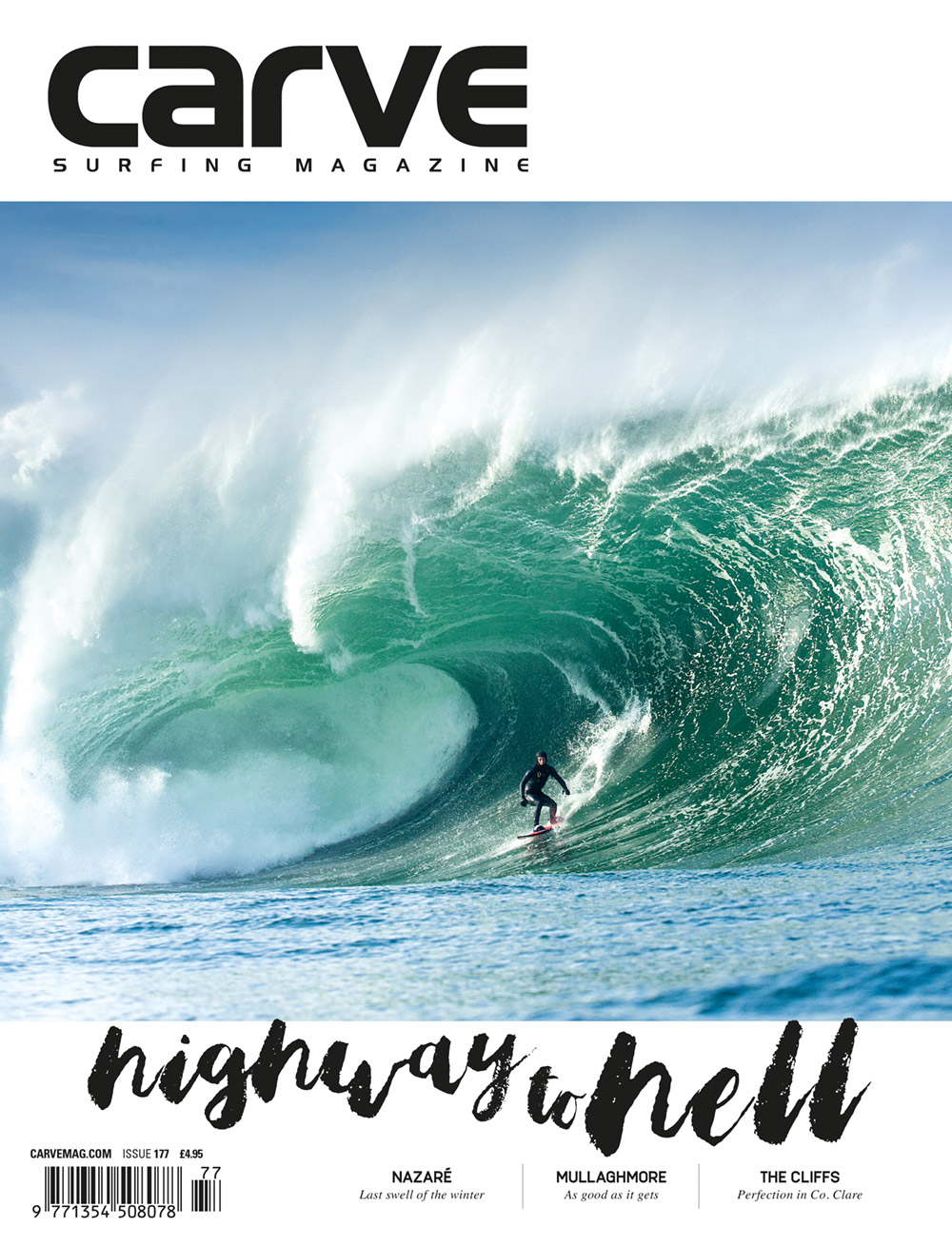 Carve Surfing Magazine