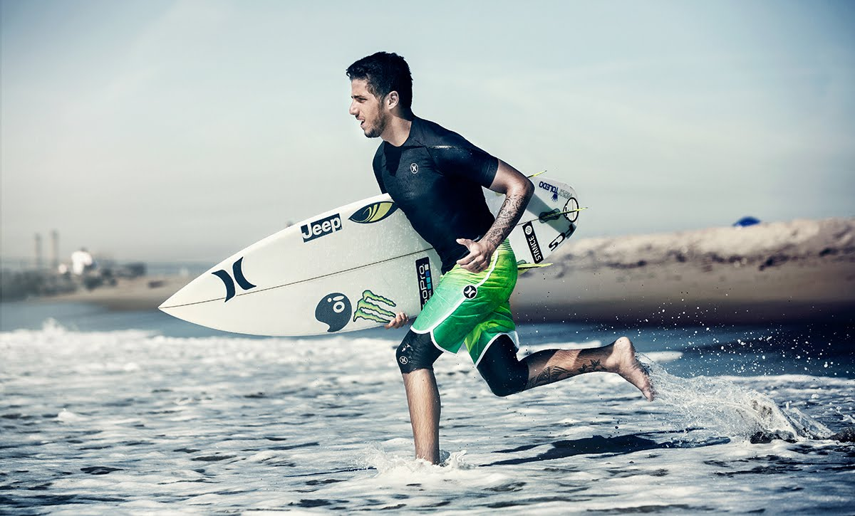 Image result for Hurley surfing