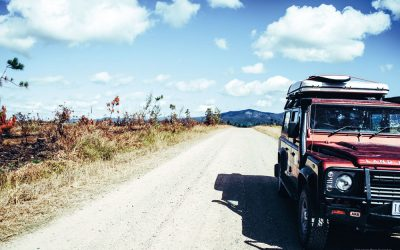 Road Trippin' Campervan Guide