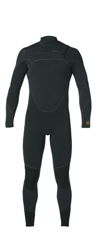 R3 YULEX FRONT ZIP FULL SUIT