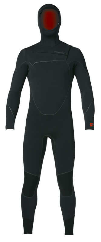 R4 YULEX FZ HOODED FULL SUIT
