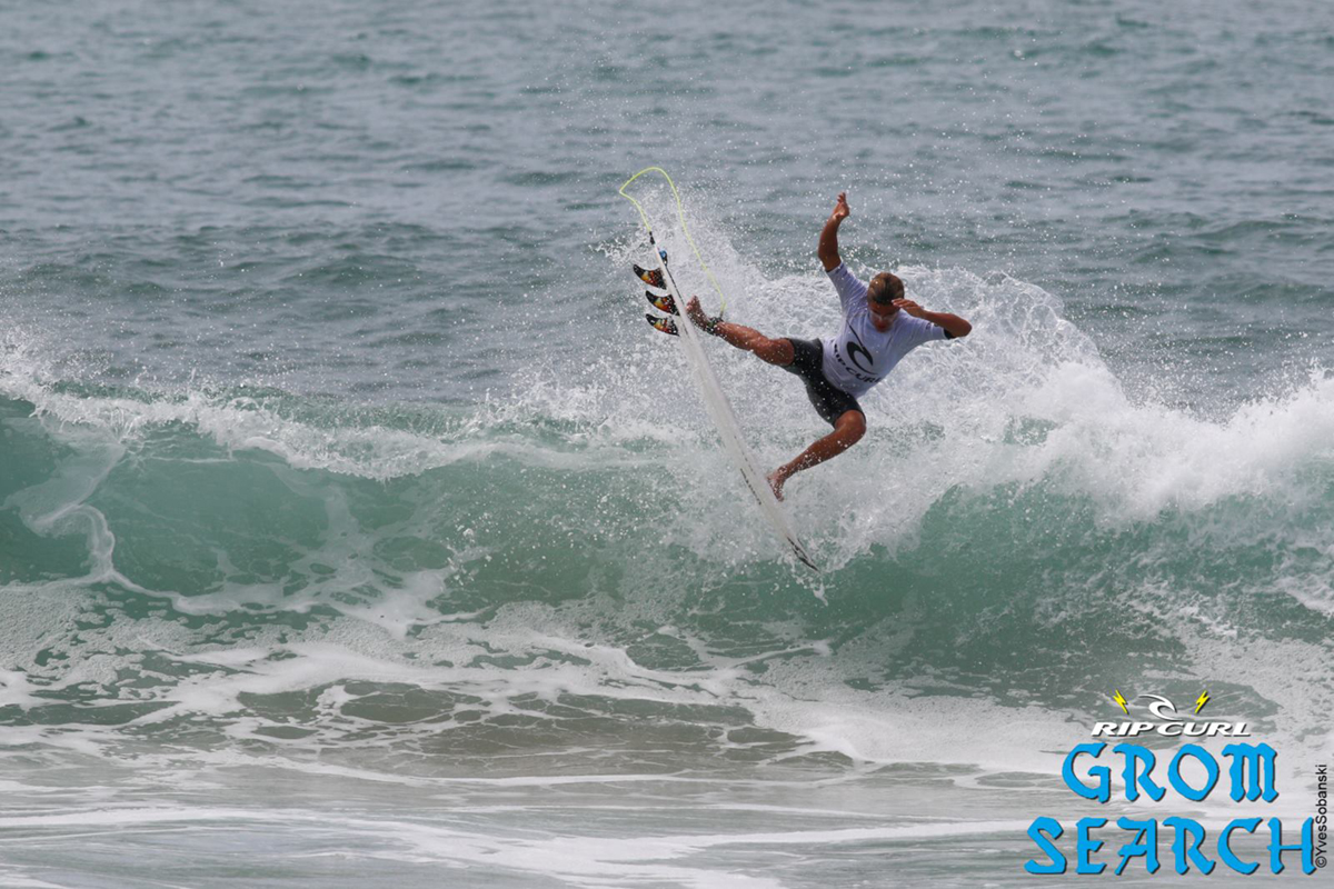 thanks to rip curl s partners citroen smith fcs seventyone percent and gorilla the european gromsearch series will be back in 2018 looking for the best