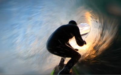 How to shoot in the barrel with Ian Battrick…