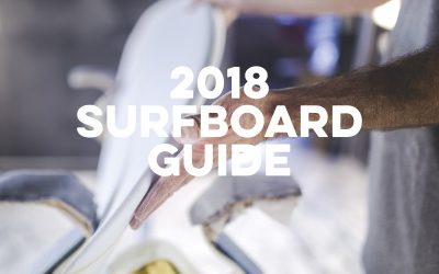 2018 Surfboard Guide