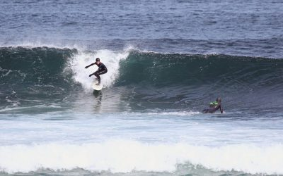 Scottish Surf Fed set up a crowdfunder to help them get to Portugal