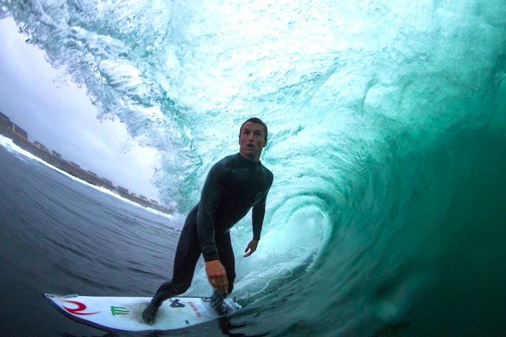 Meet Gearoid McDaid – the Irish man going to the Rip Curl Padang Cup